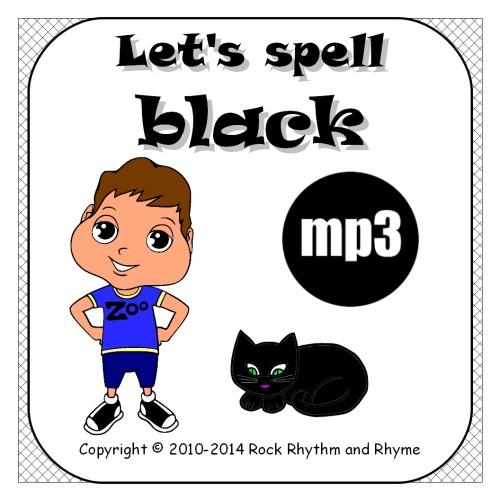 Black mp3 - cover