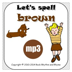 Brown mp3 - cover