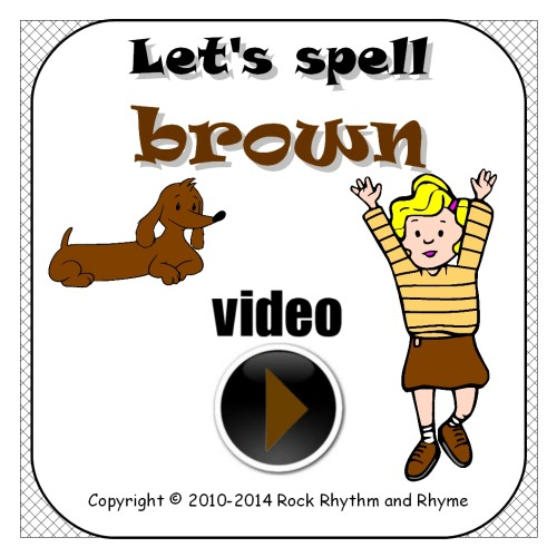 Brown video - cover