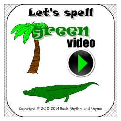 Green video - cover