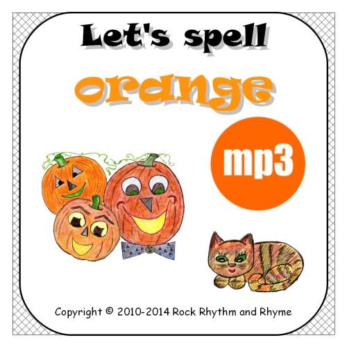 Orange mp3 - cover