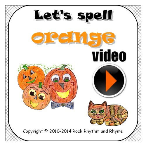 Orange video - cover