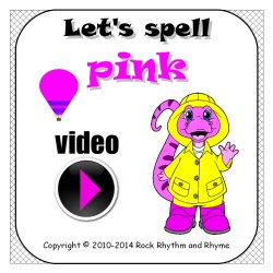 Pink video - cover