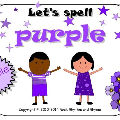 Purple - cover