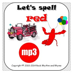 Red mp3 - cover