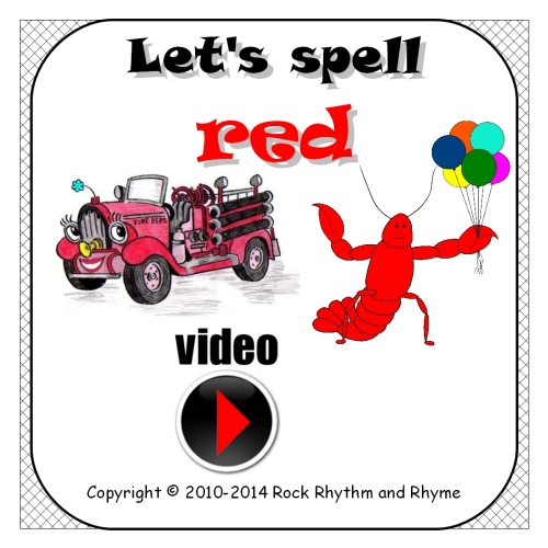 Red video - cover