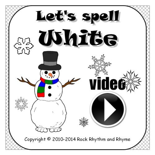 White video - cover