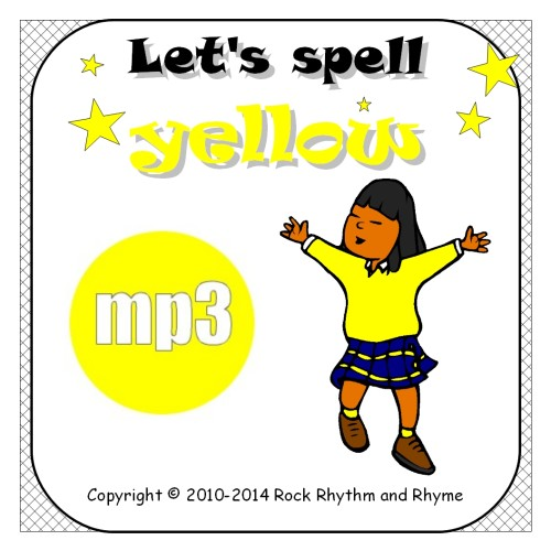 Yellow mp3 - cover