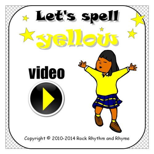 Yellow video - cover