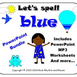 Blue PowerPoint Bundle