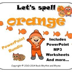 Orange PowerPoint Bundle