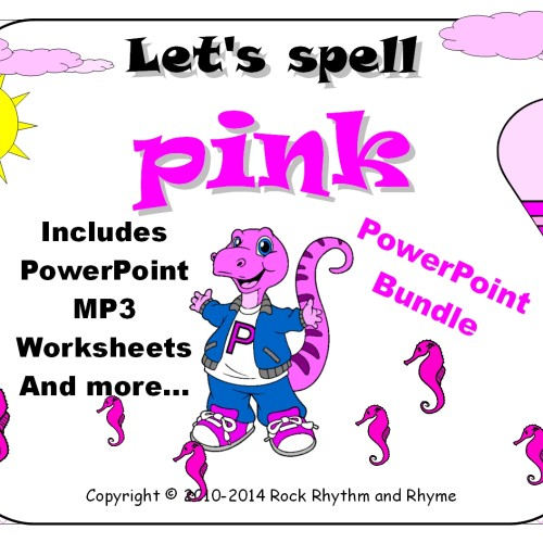 Pink PowerPoint Bundle