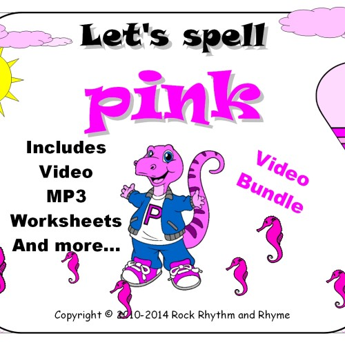 Pink Video Bundle
