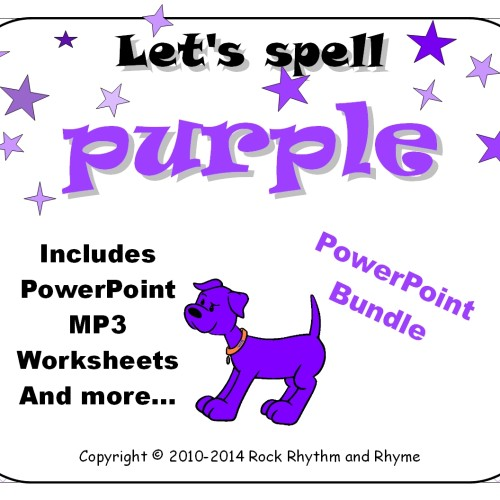Purple PowerPoint Bundle