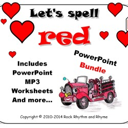 Red PowerPoint Bundle