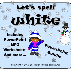 White PowerPoint Bundle