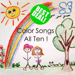 Color Songs Bundle icon